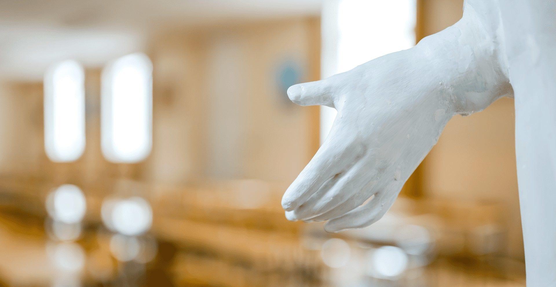 Maison d'accueil et hébergement des groupes en association religieuse : Congrégation de la Divine Providence